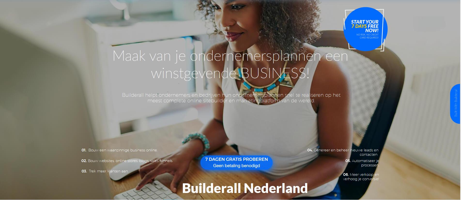 builderall nederland review
