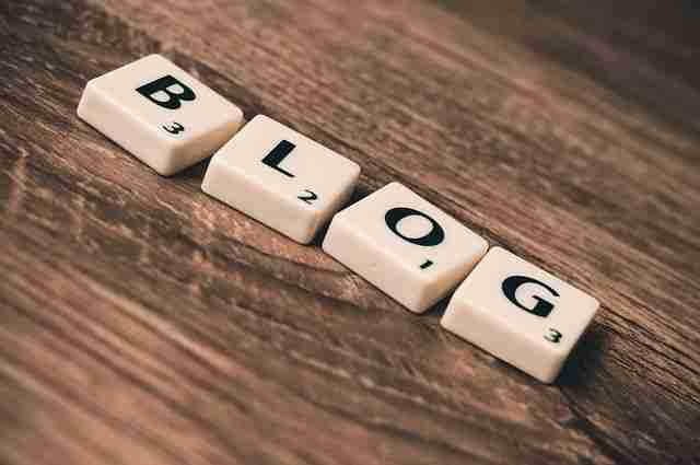 hoe maak je een eigen blog met wordpress