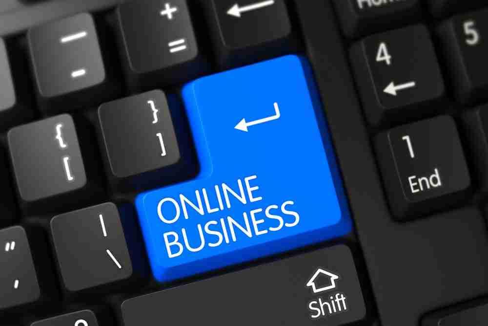 Online onderneming beginnen?