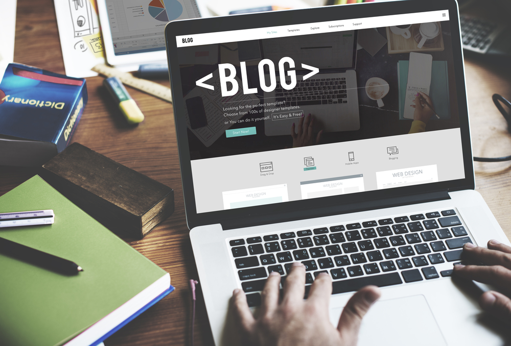 Een blog maken met builderall