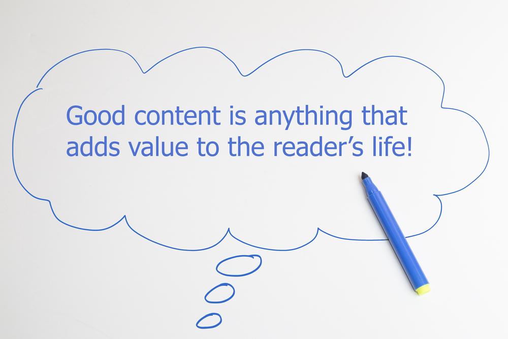 wat is goede content voor affiliate marketing