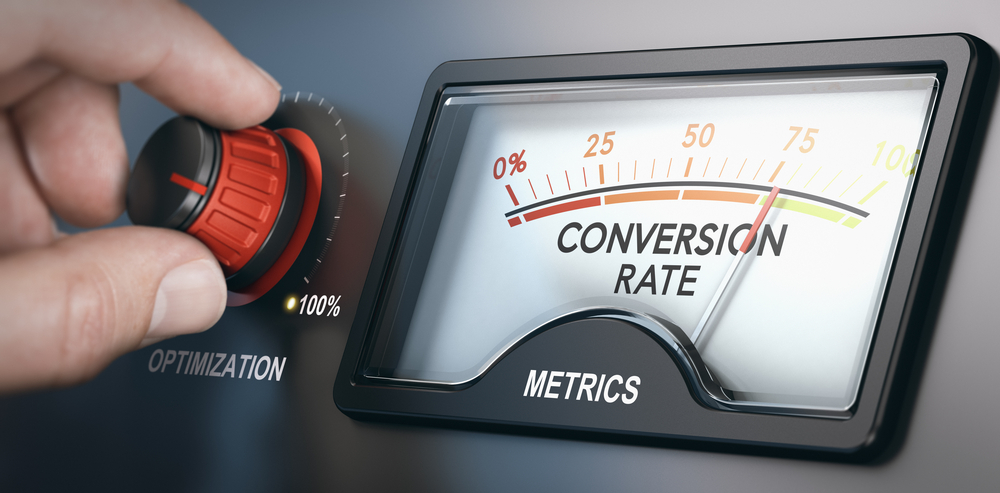 wat is conversier ratio bij email marketing