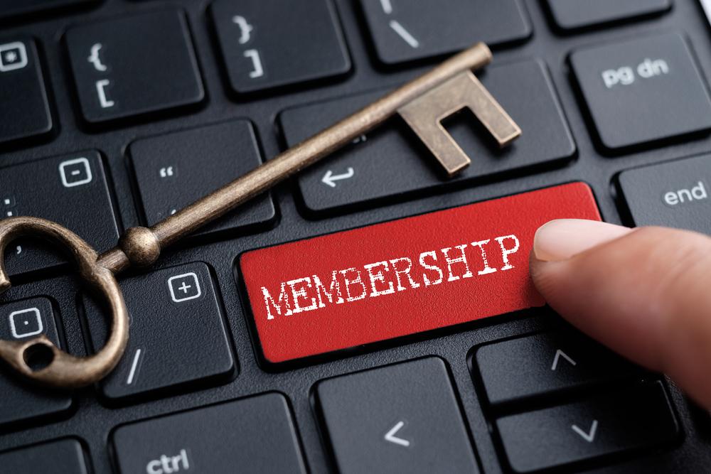 membership site maken met builderall