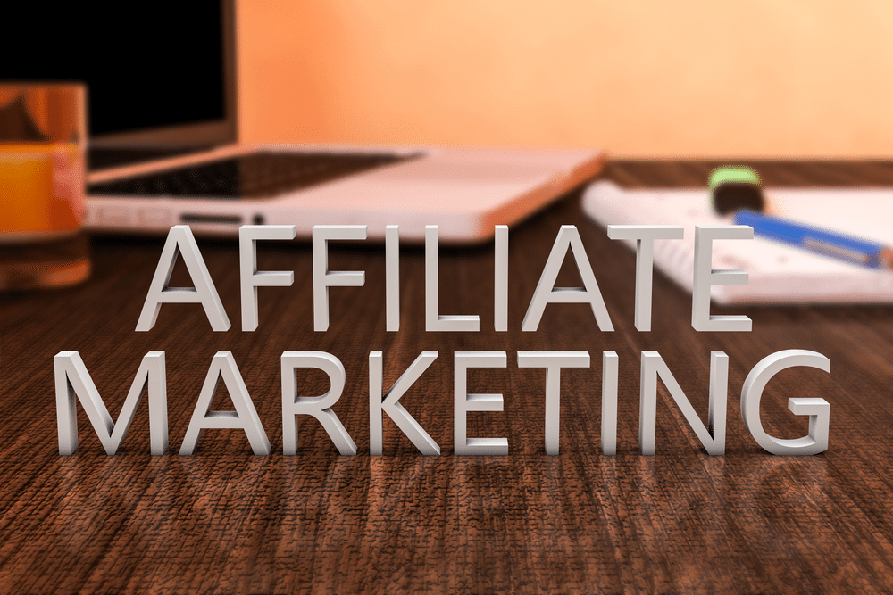 affiliate marketing voor beginners