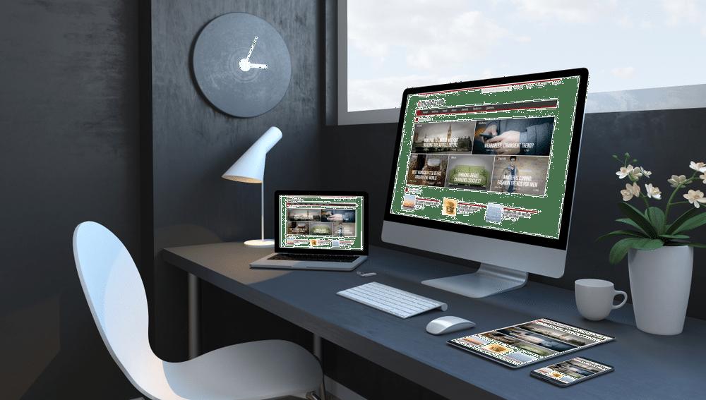 Hoe kies je een website design bij Builderall?