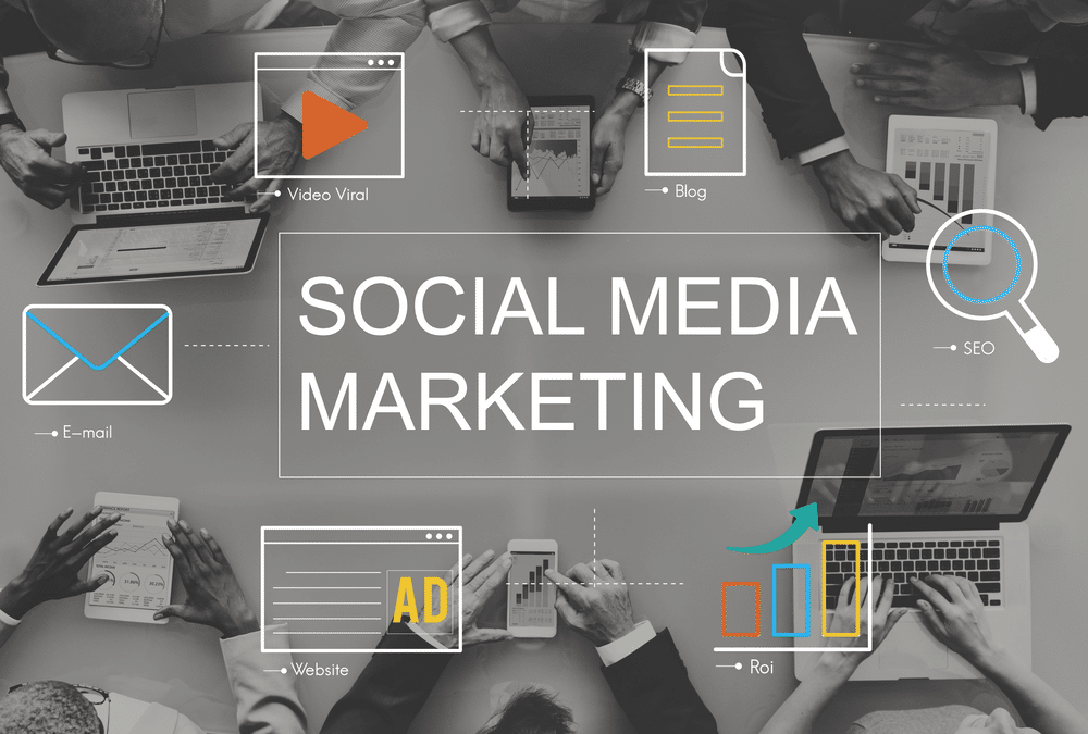 Social media marketing campagne opzetten met  deze 4 stappen!