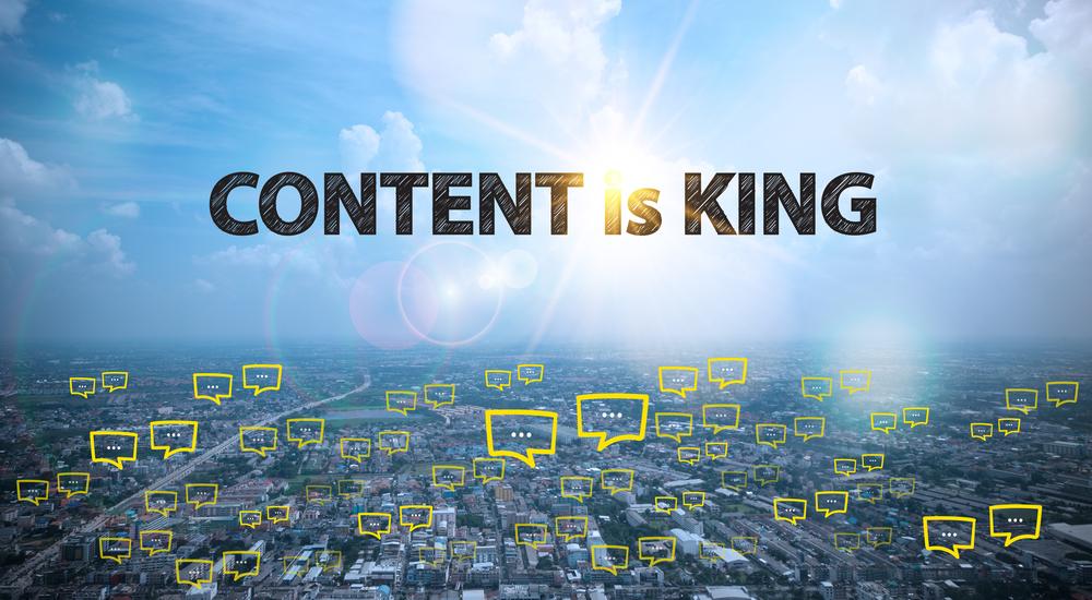 relevante content voor je website