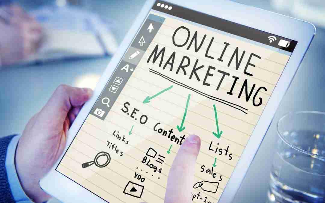 Wat is online marketing precies?